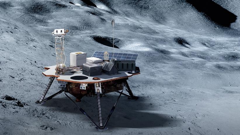 Raumfahrt: Nasa vergibt Millionen für den Trip zum Mond
