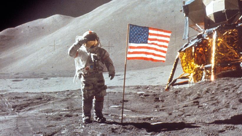 Mondlandung: Erinnern Sie sich an diesen Moment?