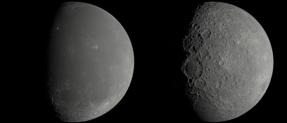 50 Jahre Mondlandung: So haben Sie den Mond noch nie gesehen