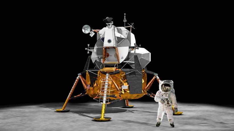 Apollo 11: Mit diesem Apparat ging es zum Mond