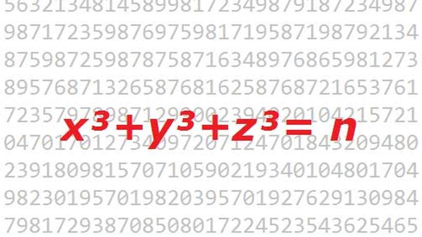 Zahlentheorie: Die Lösung ist 42