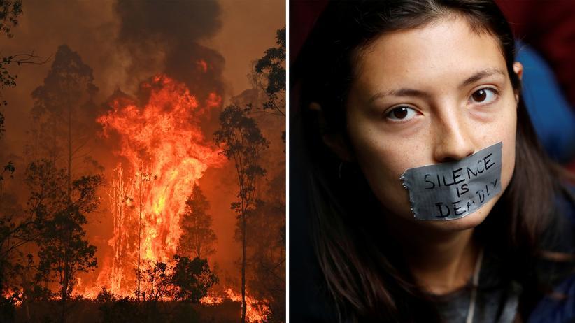 """Umweltschutz: """"Warum so hysterisch? Ich erlebe das alles doch eh nicht mehr!"""" Definitiv falsch! Die Folgen des Klimawandels sehen wir schon jetzt."""