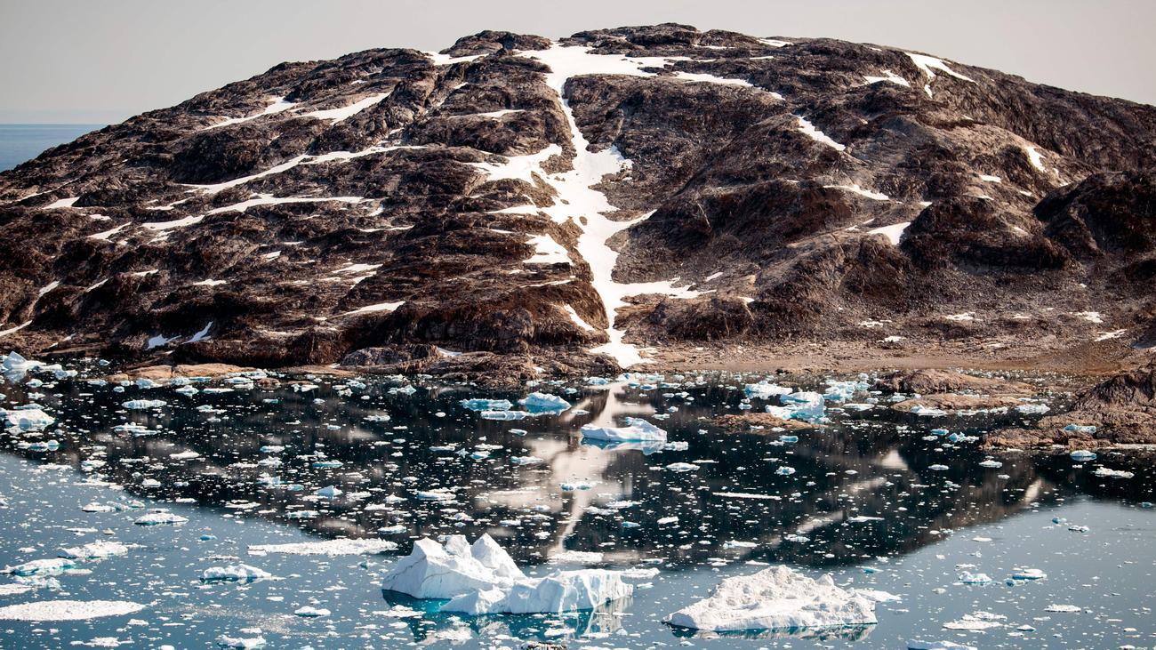 Grönland: Schmelzendes Eis hat Meeresspiegel um fast 11 Millimeter erhöht