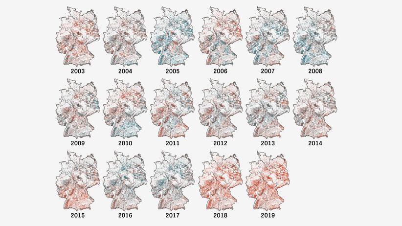Waldsterben: Dem Wald geht's richtig dreckig