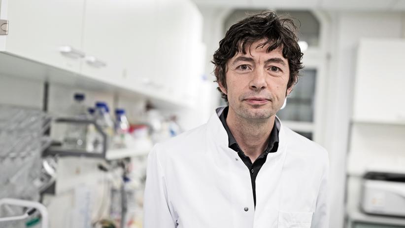 Coronavirus: Christian Drosten, Direktor des Instituts für Virologie an der Charité in Berlin, ist Experte für Coronaviren.