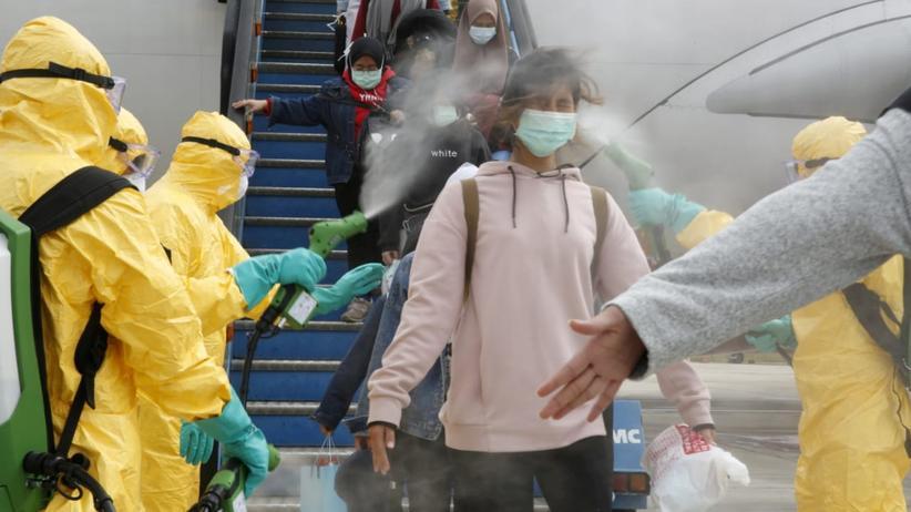 Coronavirus: China meldet stärksten Anstieg an Infektionen innerhalb eines Tages