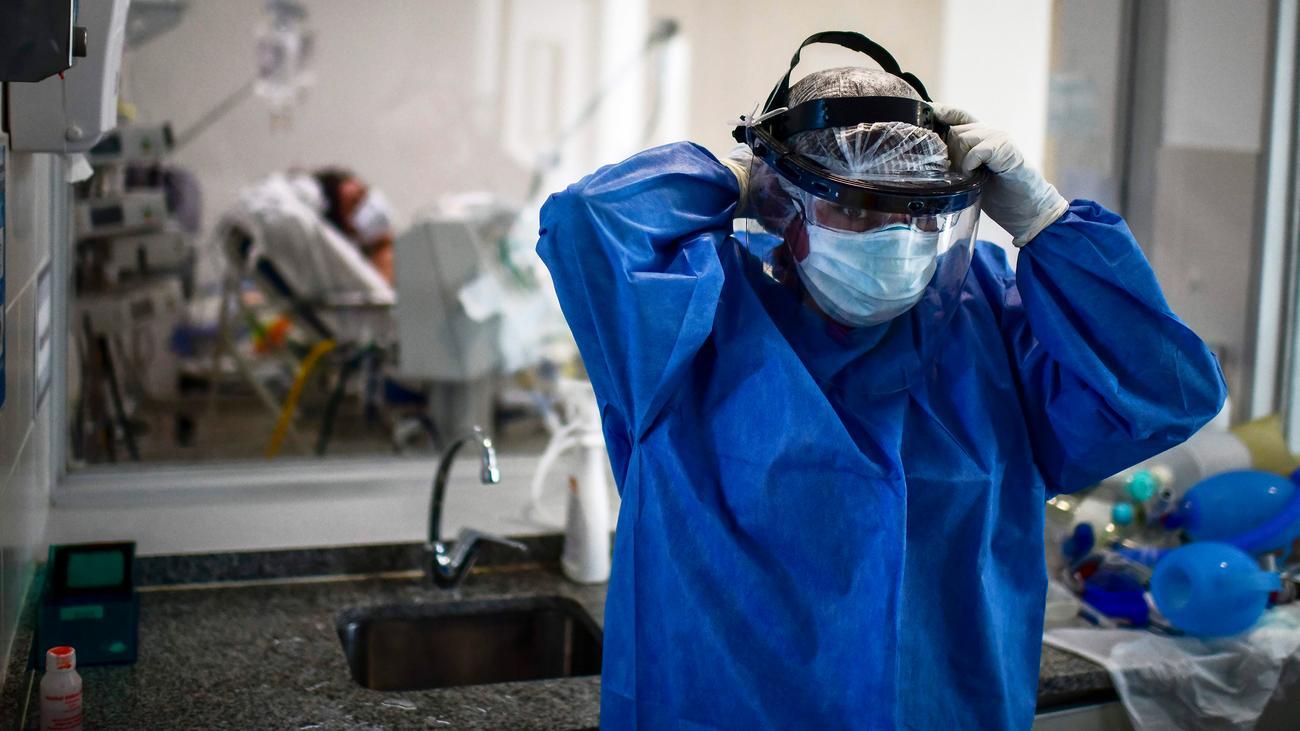 Wie der eigene Körper den Weg für das Coronavirus frei macht
