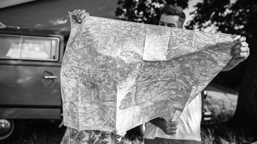 Orientierungssinn: Google-Maps-Syndrom: Verkümmert unser Orientierungssinn?