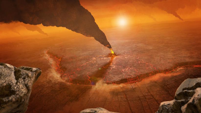 Venus: Auf zur Hölle nebenan