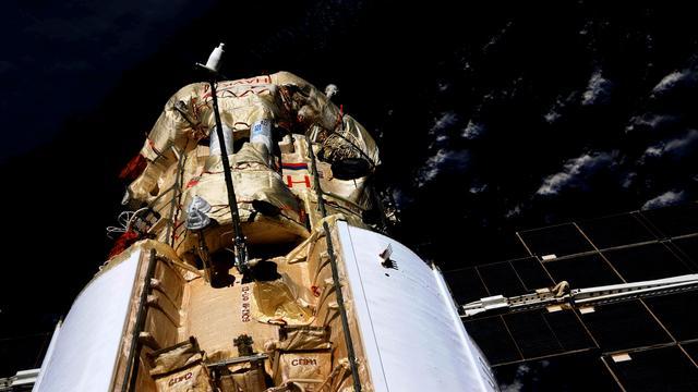 """Nauka"": Russisches Labor-Modul erfolgreich an ISS angedockt"