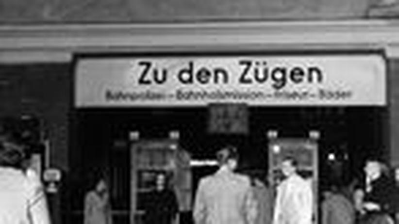 Adenauerzeit (Teil 2): Die Volksgemeinschaft wird Bundesrepublik Deutschland