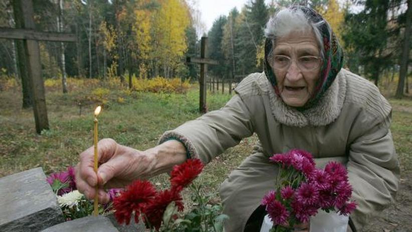 Verfolgung in der Sowjetunion: Wie Stalin den Schmied Z. ermorden ließ