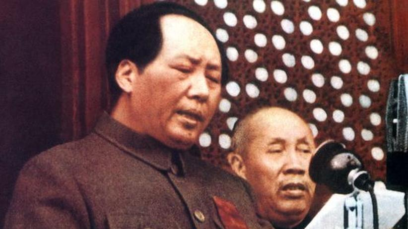Mao China Volksrepublik Himmlicher Frieden