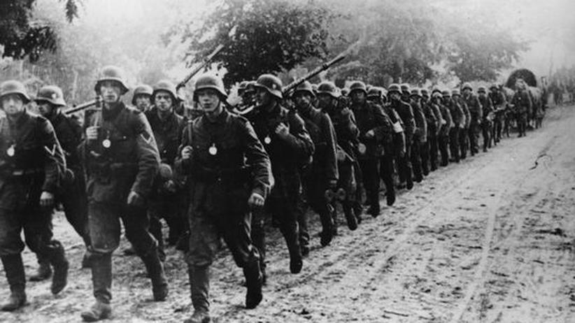 Wehrmacht: September 1939: Deutsche Soldaten in Polen