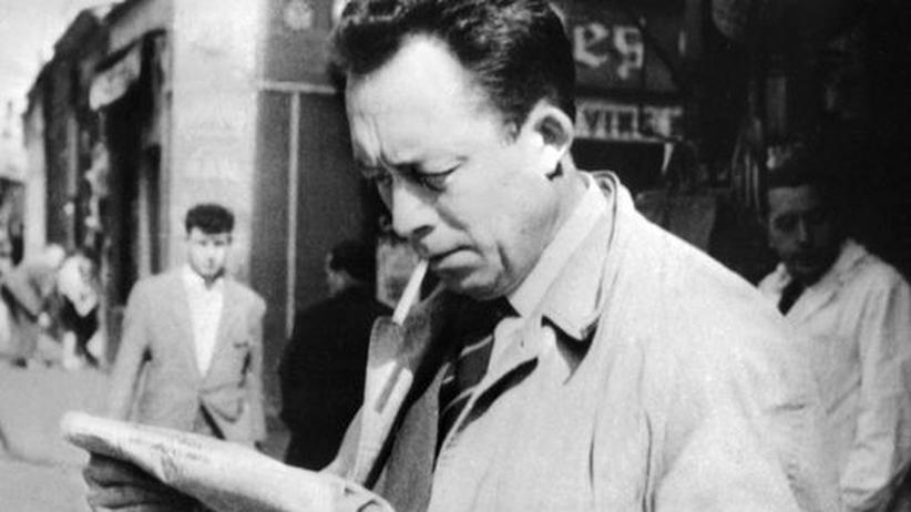 Albert Camus Frankreich Literatur Schriftsteller