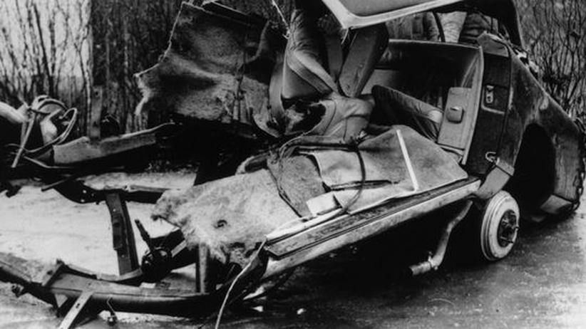 Albert Camus Frankreich Literatur Schriftsteller 1559 Autounfall Villeblevin