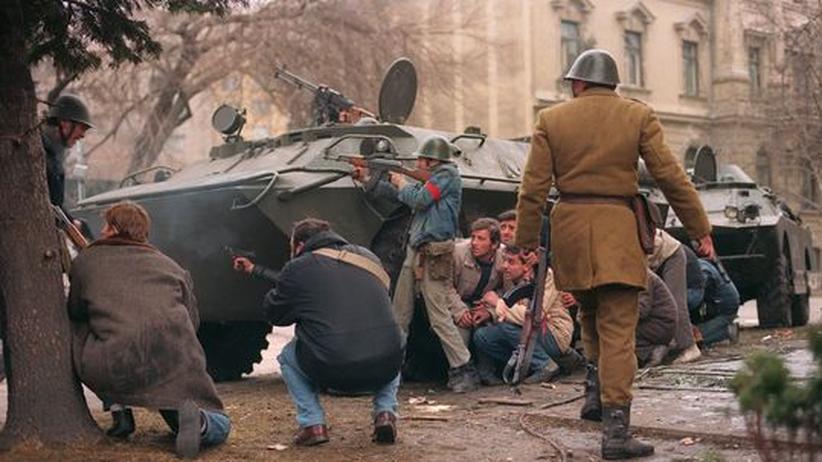Das Ende der Ceauşescu-Herrschaft: Die blutigste Episode der Wendezeit
