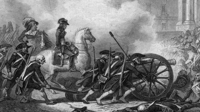 Französische Revolution 1789 Napoleon