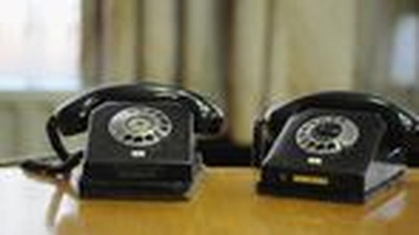 Die Stasi-Gründung 1950: Spitzel unter sich