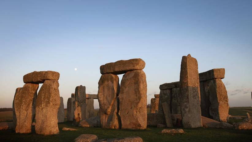Wissenschaftler bei der Arbeit: Giganten der Steinzeit