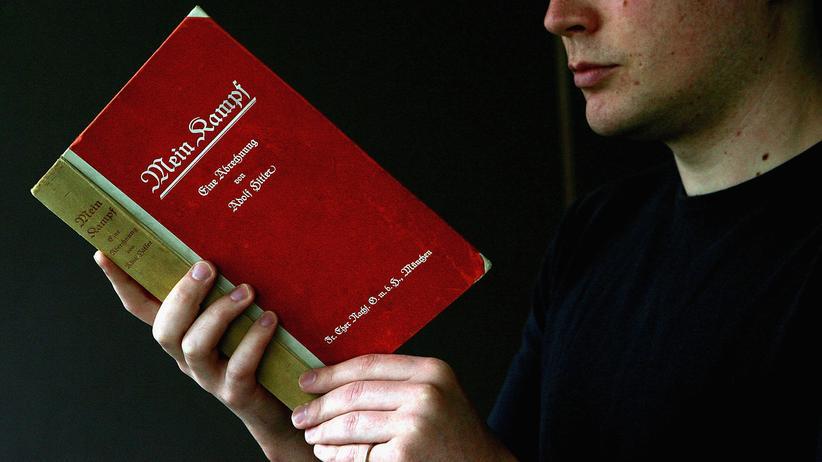 """Adolf Hitlers """"Mein Kampf"""": Das """"verbotene"""" Buch"""