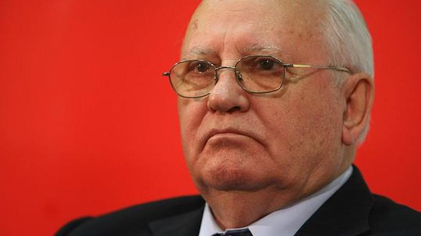 Michail Gorbatschow: Wer zu spät kommt, den bestraft das Leben