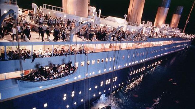 Schiffswrack: Letzte Rettung für die legendäre Titanic