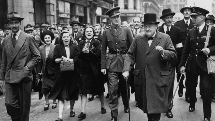 Bildergebnis für winston churchill zweiter weltkrieg