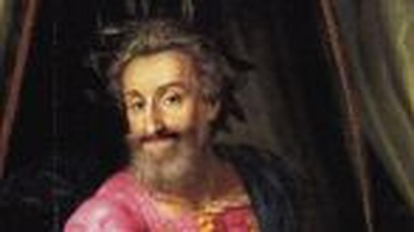 Lebensbild eines Monarchen: Der französische Mythos Heinrich IV.