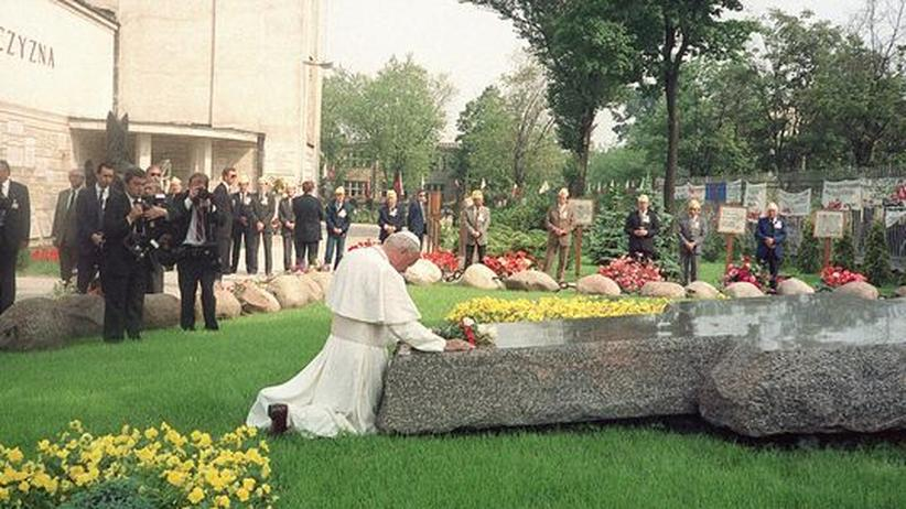 Jerzy Popiełuszko Kommunismus Polen Widerstand Papst