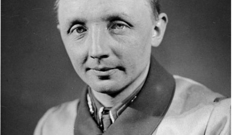Geschichte: Ein Nazi, der zum Moslem wurde