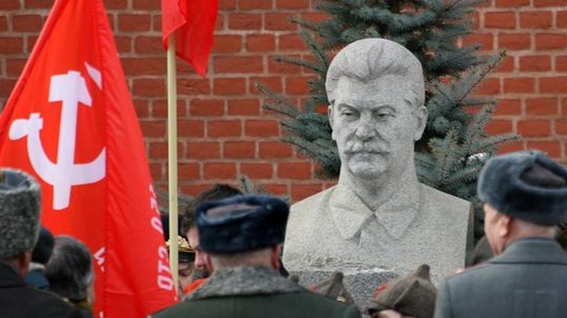 Josef Stalin Russland Moskau