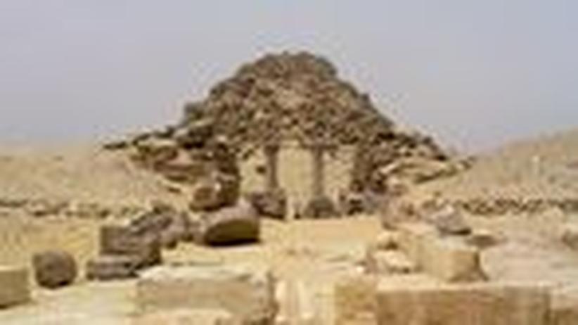 Archäologie: Auf den Spuren des Sonnensohns