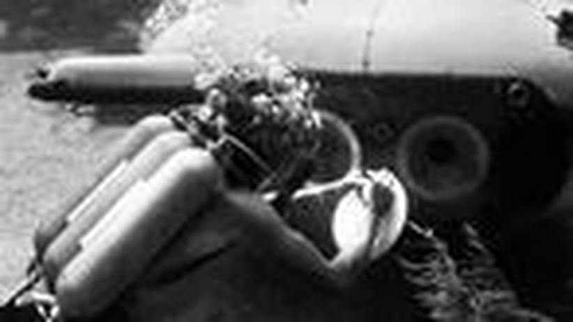 Jacques-Yves Cousteau: Der Mann im Meer