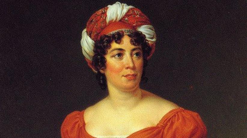 Portrait von Germaine de Staël