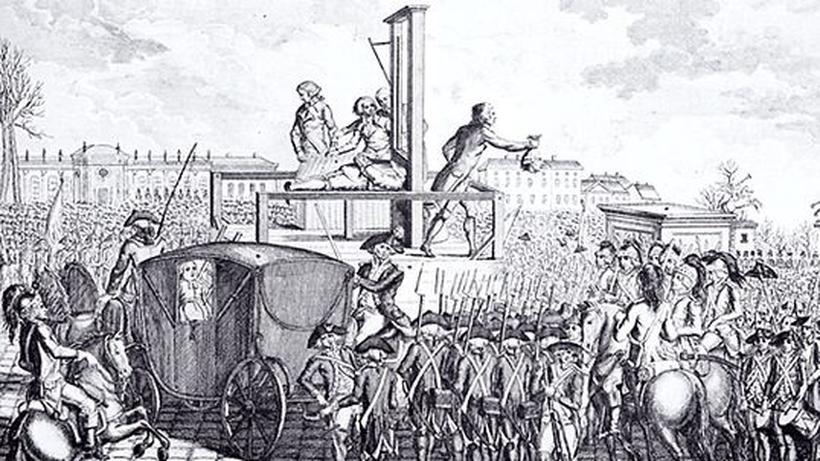 Französische Revolution Reform Oder Revolution Zeit Online