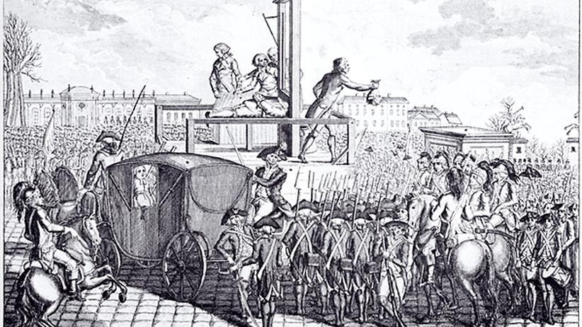 Französische Revolution: Warum der Geist der Revolution an Deutschland vorbeiging