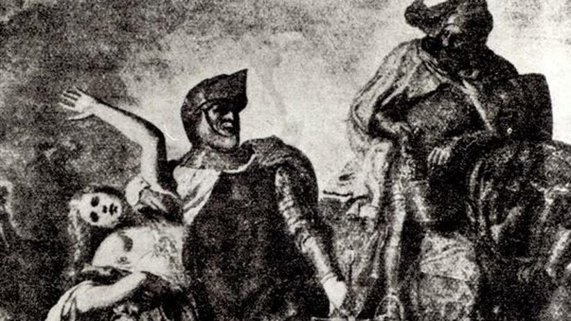 Polnisch-Preußische Geschichte: Die mythische Schlacht