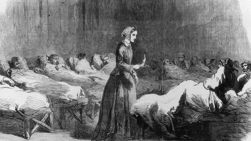 Krankenpflege: Das Vermächtnis der Florence Nightingale