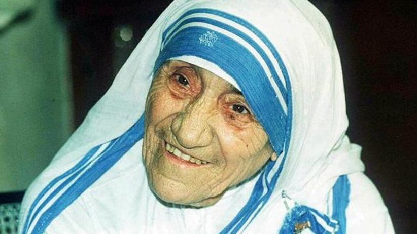 Mutter Teresa Religion Heilige