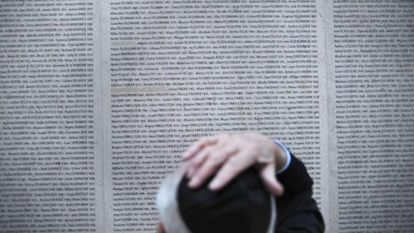 Juden Holocaust Denkmal
