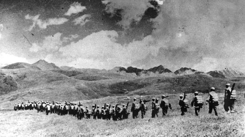 Einmarsch in Tibet: Der höfliche Überfall