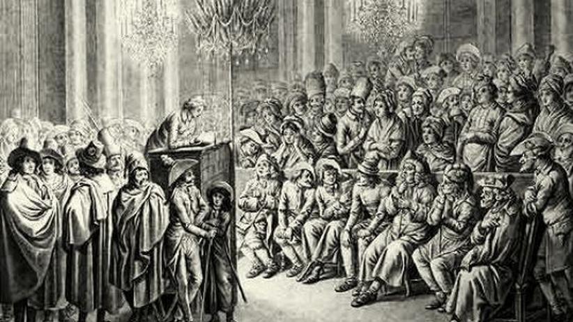 Mainz Jakobiner Mainzer Republik Klub der Freiheitsfreunde 1792