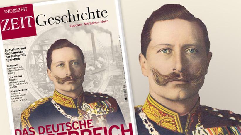 ZEIT-Geschichte: 1871 - 1918: Das deutsche Kaiserreich