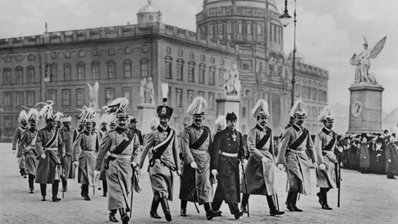 Deutsche Geschichte Was War Das Deutsche Kaiserreich Zeit Online
