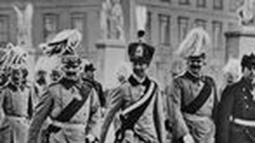 Deutsche Geschichte: Was war das deutsche Kaiserreich?