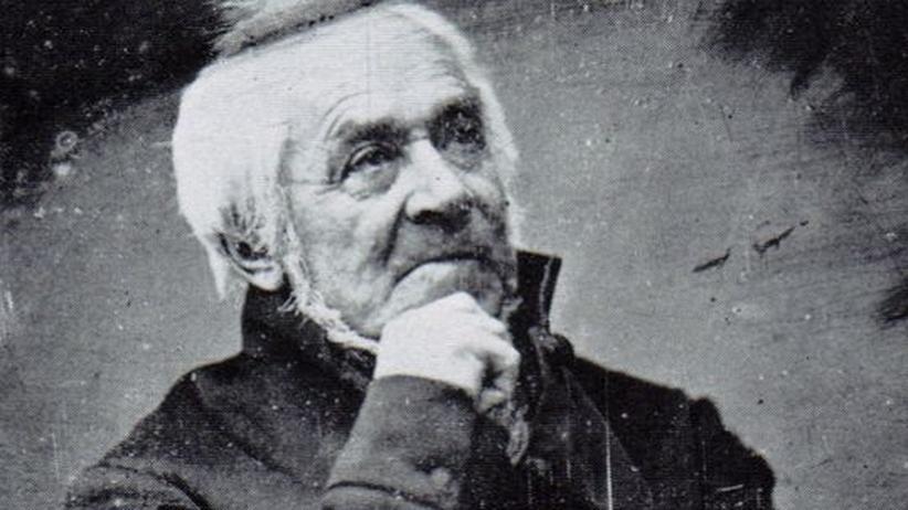 Ernst Moritz Arndt (1769-1860) verfasste nationalistische Gedichte