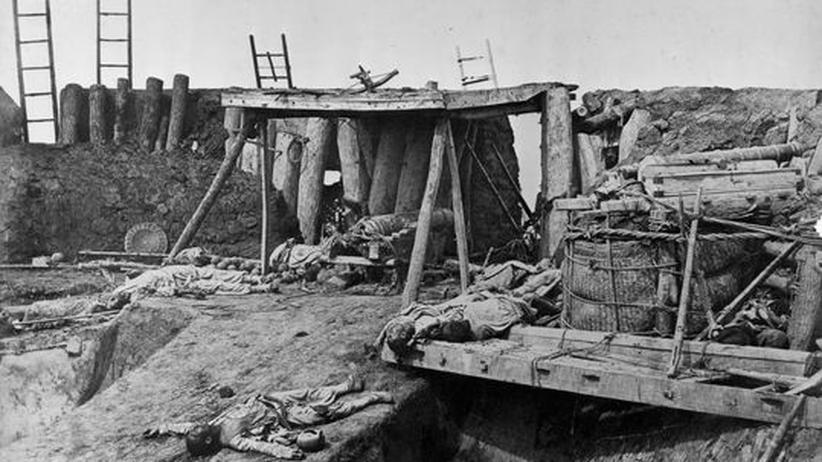 21. August 1860, Fort Taku: Nach 15 Jahren Gemetzel versiegt das Kriegsglück der Taiping