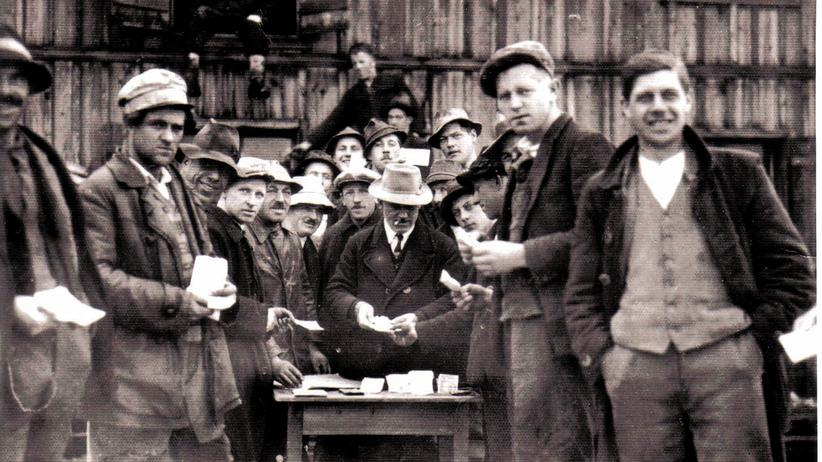 Historisches Experiment: Das Wirtschaftswunder von Wörgl