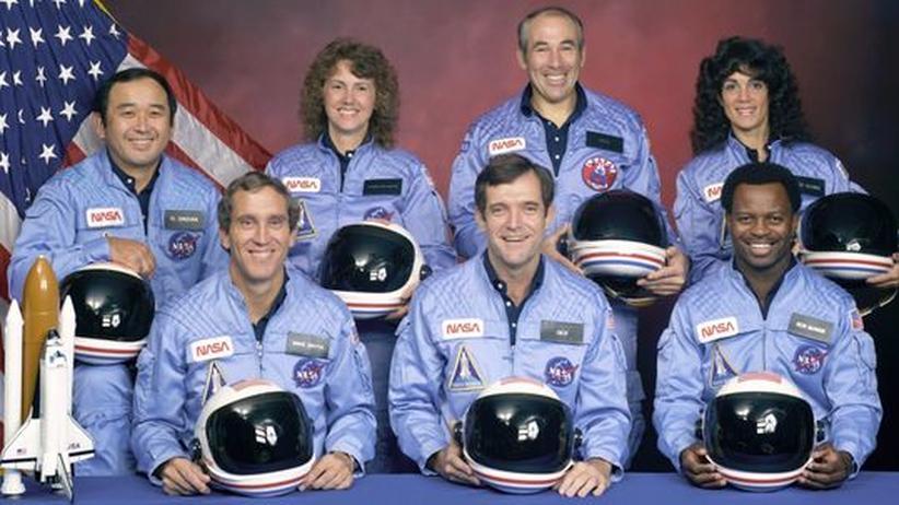 """Raumfahrtgeschichte: Mit der """"Challenger"""" verbrannte ein Traum"""